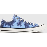 Converse Blue Ox Archive Palms Trainers