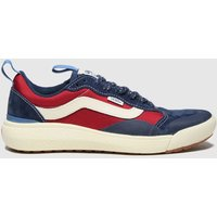 Vans-Navy-and-Red-Ultrarange-Exo-Mte-Trainers