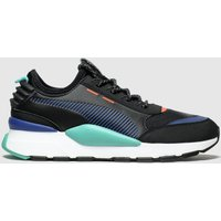 PUMA-Black-And-Blue-Rso-Trail-Trainers