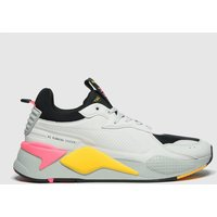 PUMA Light Grey Rs-x Master Trainers