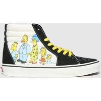 Vans-Multi-Sk8hi-The-Simpsons-Trainers