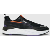 PUMA Black X-ray Square Scary Trainers