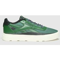 Reebok Green Legacy Court Trainers