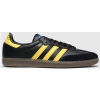 Adidas-Black-and-Brown-Samba-Og-Trainers