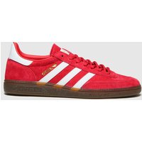 Adidas-Red-Handball-Spezial-Trainers