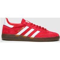 Adidas-Red-Handball-Spezial-Trainers