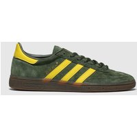 Adidas-Dark-Green-Handball-Spezial-Trainers