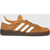 Adidas-Orange-Handball-Spezial-Trainers