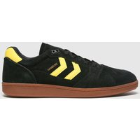 Hummel Black Handball Hamburg Trainers