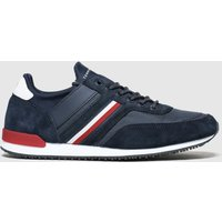 Tommy Hilfiger Navy Tj Iconic Sock Runner Trainers
