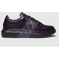 GUESS-Black-Salerno-Ii-Trainers