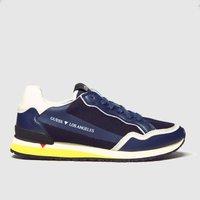 Guess Blue Genova Trainers