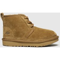 UGG Tan Neumell Ii Boots Toddler