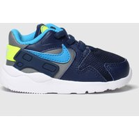 Nike Navy & Grey Ld Victory Trainers Toddler