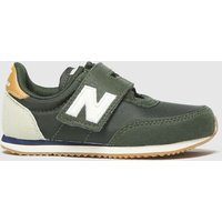 New Balance Dark Green 720 2v Trainers Toddler