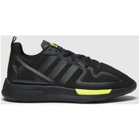 Adidas Black Zx 2k Flux Trainers Youth