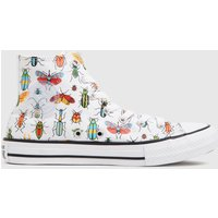Converse Multi Hi Bugged Out Trainers Youth