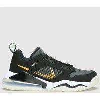 Nike Jordan Black & Grey Jordan Mars 270 Low Trainers Youth