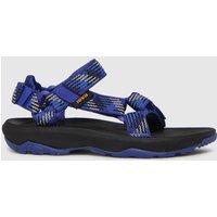 Teva Blue Hurricane Xlt 2 Sandals Youth