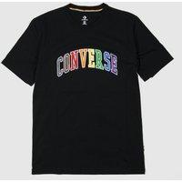 Clothing Converse Black Pride Tee