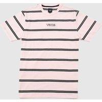 Clothing-Vans-Pale-Pink-Sixty-Sixers-Stripe-Tee