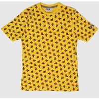 Clothing Fila Yellow Adam Tee