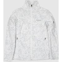Clothing-Columbia-White-Fast-Trek-Printed