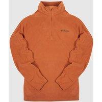 Clothing-Columbia-Orange-Klamath-Range-Ii-Half