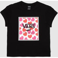 Vans-Black-and-Red-Girls-Boxed-Hearts-Tshirt