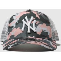 Accessories New Era Light Grey Kids Ny Yankee Trucker