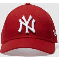 Accessories New Era Red Kids Ny Yankees 9forty