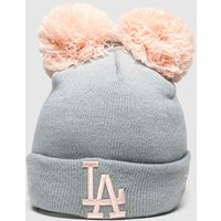 Accessories New Era Light Grey Kids La Double Pom Knit