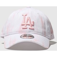 Accessories New Era Pale Pink Kids 9forty La Dodgers
