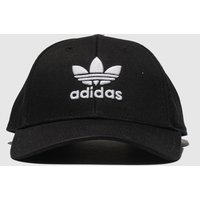 Accessories Adidas Black & White Baseball Classic Trefoil