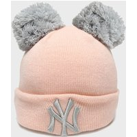 Accessories New Era Pink Kids Double Pom Knit Ny