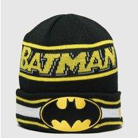 Accessories New Era Black Kids Dc Batman Knit