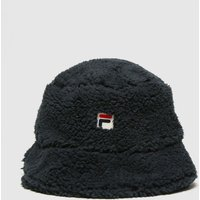 Accessories Fila Black Bray Bucket Hat