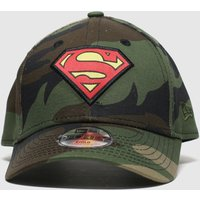 Accessories New Era Khaki Superman 9forty