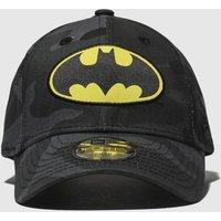 Accessories New Era Black Kids Batman 9forty