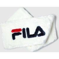 Accessories-Fila-White-Selina-Faux-Fur-Scarf