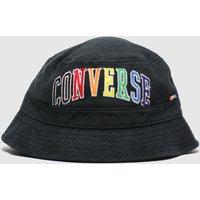 Accessories CONVERSE HEADWEAR Black & Orange Pride Bucket
