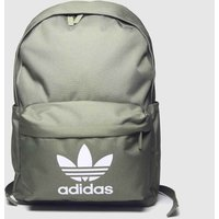 Accessories Adidas Khaki Classic Backpack