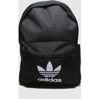 Accessories Adidas Black & White Classic Backpack