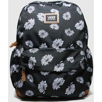 Accessories Vans Black & White Realm Plus Backpack