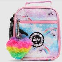 Hype Multi Unicorn Skies Lunch Bag