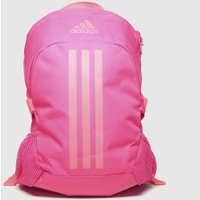 Accessories Adidas Pink Kids Power 5 Backpack