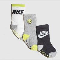 Accessories Nike Multi Baby Dna Futura Crew 3pk