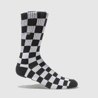 Accessories Vans Black & White Checkerboard Ii Crew 1pk