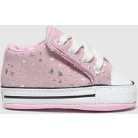 Converse Pink All Star Cribster Shes A Star Shoes Baby