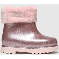Melissa Pink Winter Boot Boots Toddler
